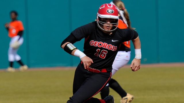#14 Georgia vs. Western Kentucky (Site 9 / Game 7) (NCAA Softball Championship)