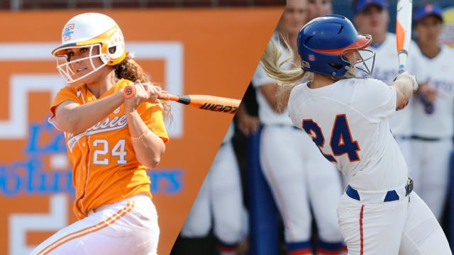 #8 Tennessee vs. #1 Florida (Game #1) (Women's College World Series)
