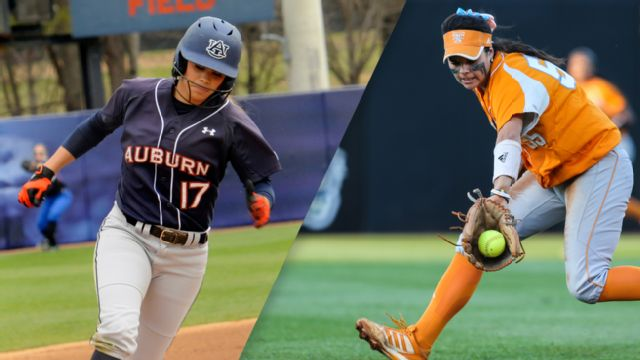 #4 Auburn vs. #8 Tennessee (Game #7) (Women's College World Series)