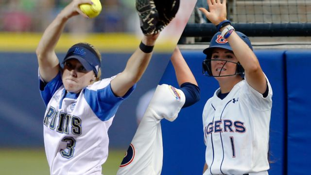 #7 UCLA vs. #4 Auburn (Game #9) (Women's College World Series)