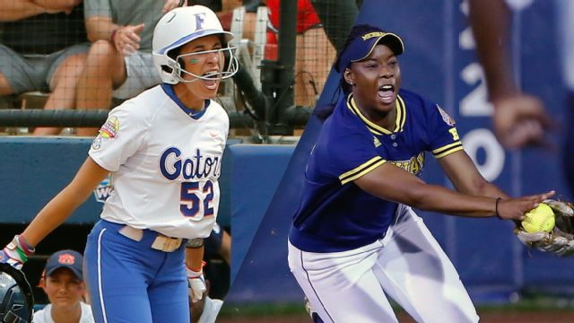 #1 Florida vs. #3 Michigan (WCWS Finals Game 2) (re-air)