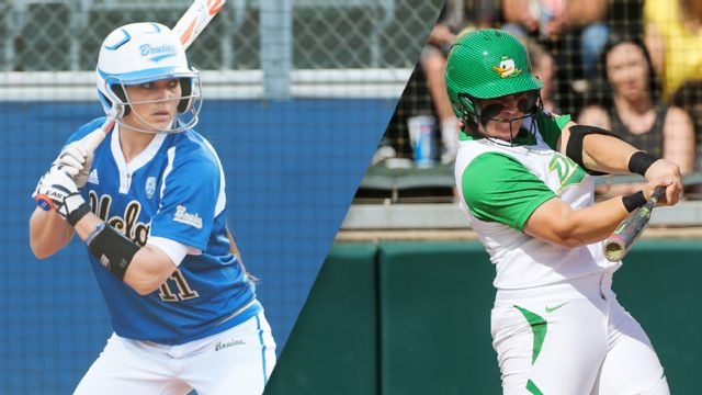#7 UCLA vs. #2 Oregon (Game #4) (Women's College World Series) (re-air)