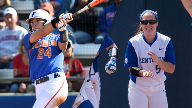 #1 Florida vs. Kentucky (Site 6 / Game 2) (NCAA Softball Championship) (re-air)