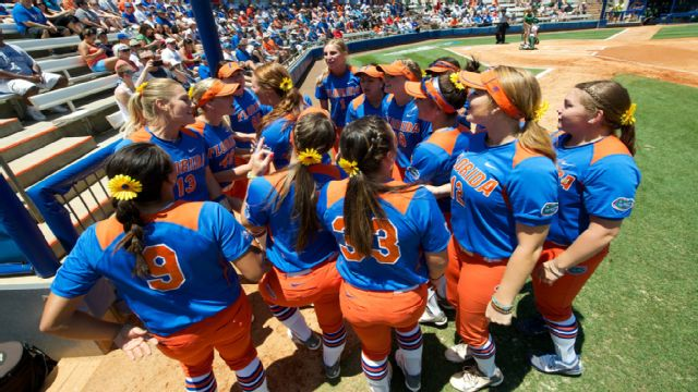 Florida State vs. Florida  - 4/22/2015 (re-air)