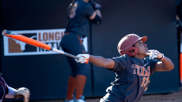North Carolina vs. Texas (Softball)
