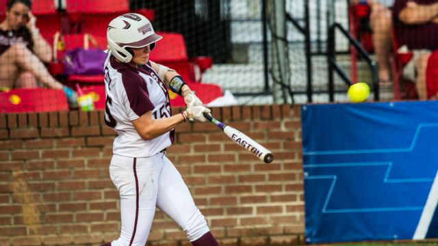 Tennessee Tech vs. Mississippi State (Softball)