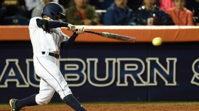 Appalachian State vs. Auburn (Softball)