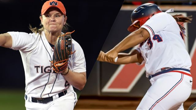 #4 Auburn vs. Arizona (Site 7 / Game 2) (NCAA Softball Championship)