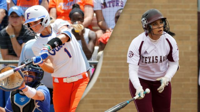 #1 Florida vs. #22 Texas A&M (Softball)