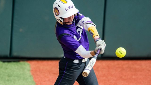#14 LSU vs. Arkansas (Softball)