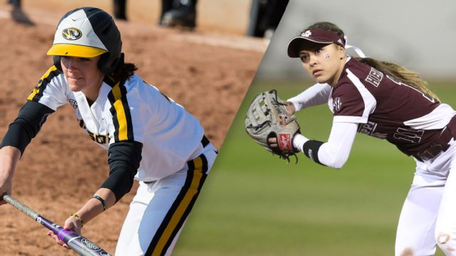 #16 Missouri vs. Mississippi State (Softball)