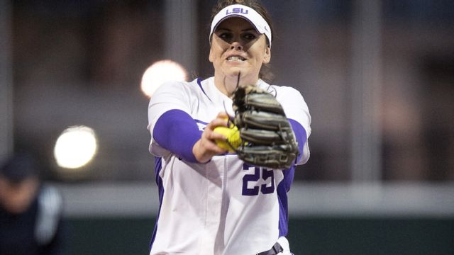 #10 LSU vs. #7 James Madison (Site 3 / Game 1) (NCAA Softball Championship)