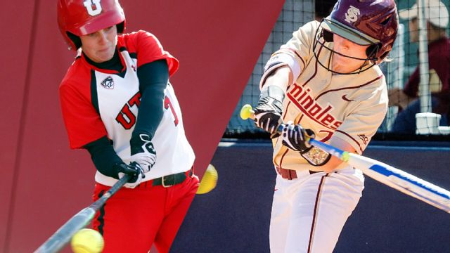 Utah vs. #8 Florida State (Site 5 / Game 1) (NCAA Softball Championship)