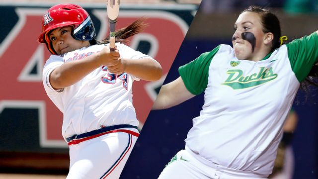 #17 Arizona vs. #5 Oregon (Softball)