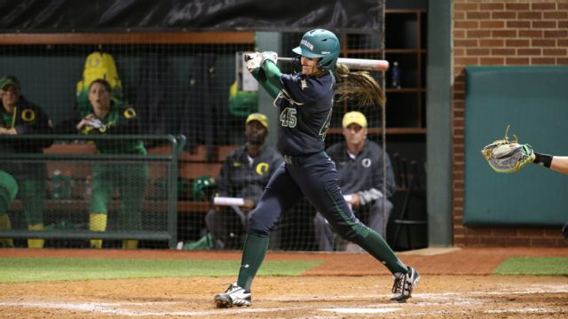 #5 Oregon vs. Baylor (Site 5 / Game 6) (NCAA Softball Championship) (re-air)