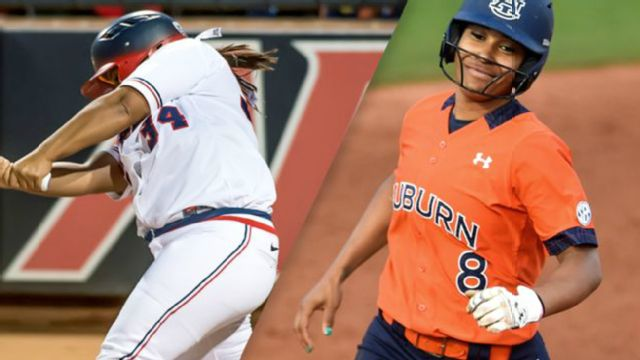 Arizona vs. Auburn (Site 7 / Game 3) (NCAA Softball Championship)