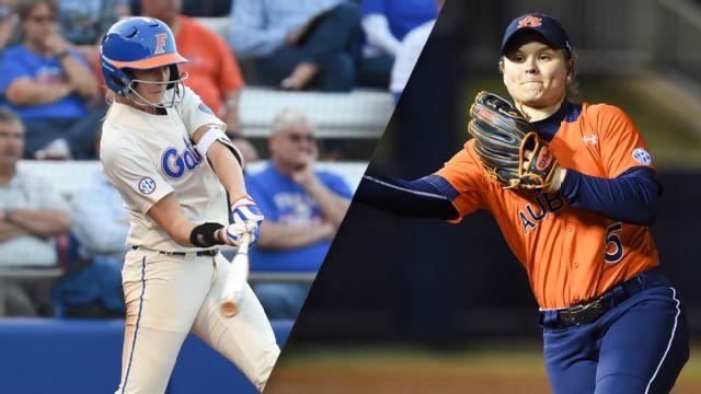 Florida vs. Auburn  (Softball) (re-air)