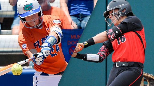Florida vs. Georgia (Site 1 / Game 2) (Women's College World Series) (re-air)