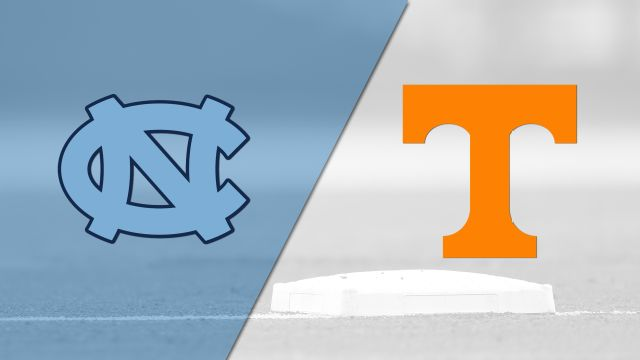 #25 North Carolina vs. #19 Tennessee (Softball)