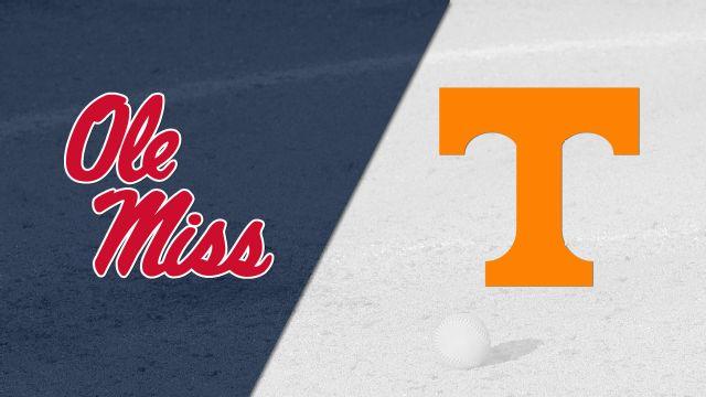Ole Miss vs. #19 Tennessee (Softball)