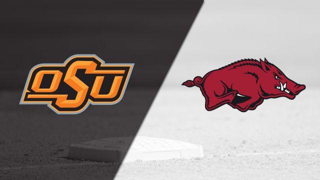 Oklahoma State vs. #24 Arkansas (Softball)