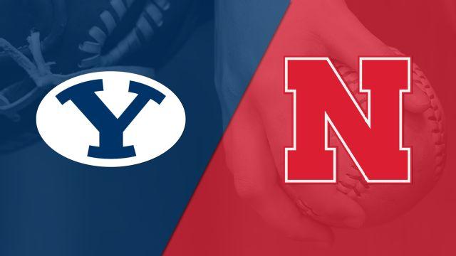 BYU vs. Nebraska (Softball)