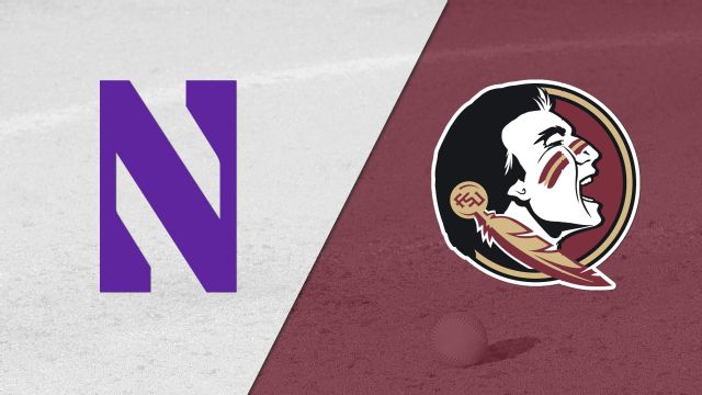 Northwestern vs. #3 Florida State (Softball)