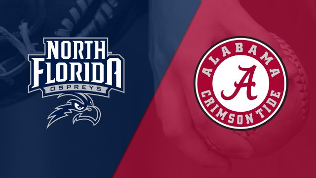 North Florida vs. Alabama (Softball)