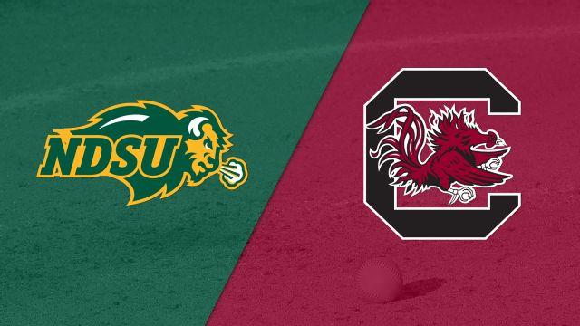 North Dakota State vs. South Carolina (Softball)