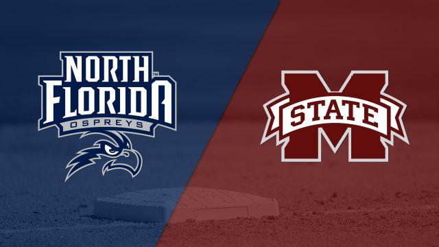 North Florida vs. Mississippi State (Softball)