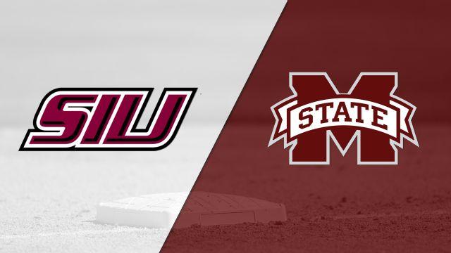 SIU-Carbondale vs. Mississippi State (Softball)