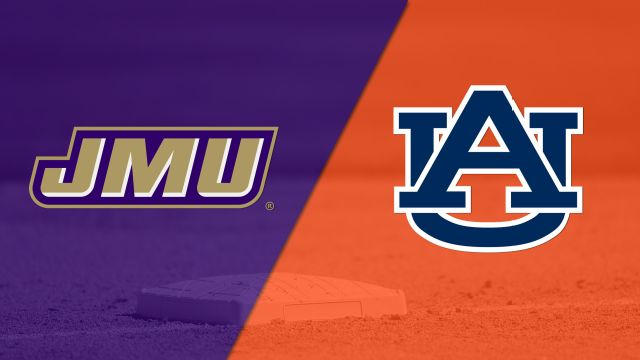 #15 James Madison vs. #2 Auburn (Softball)
