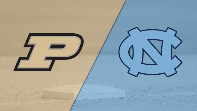 Purdue vs. North Carolina (Softball)