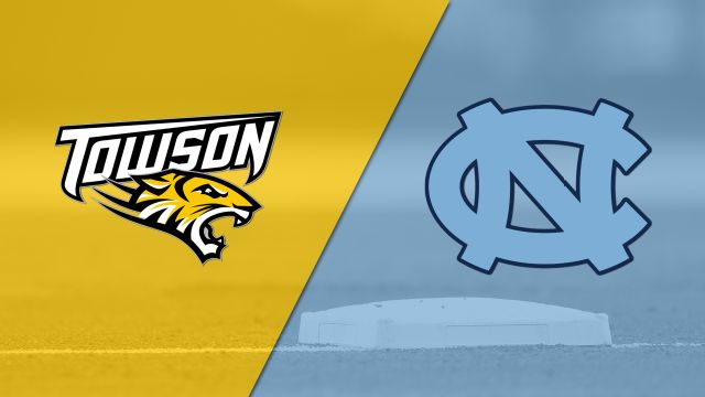 Towson vs. North Carolina (Softball)