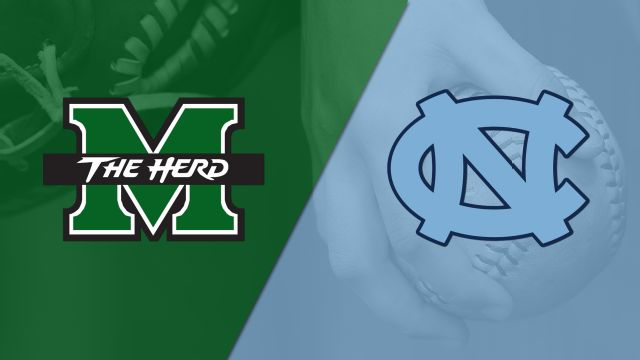 Marshall vs. North Carolina (Softball)