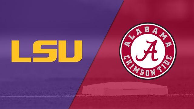 LSU vs. Alabama (Softball)