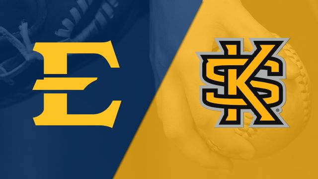 East Tennessee State vs. Kennesaw State (Softball)