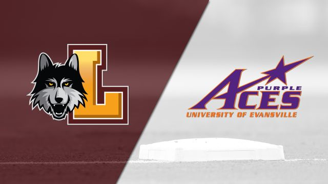 Loyola (IL) vs. Evansville (Softball)