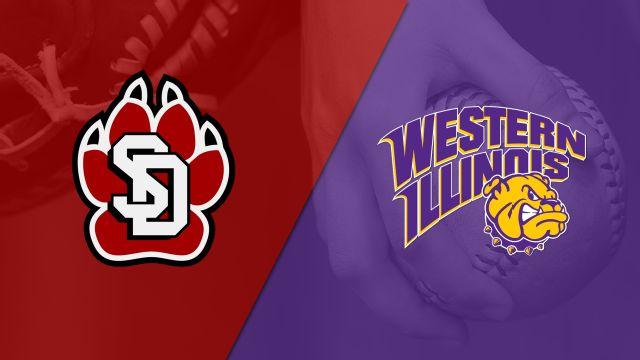 South Dakota vs. Western Illinois (Softball)