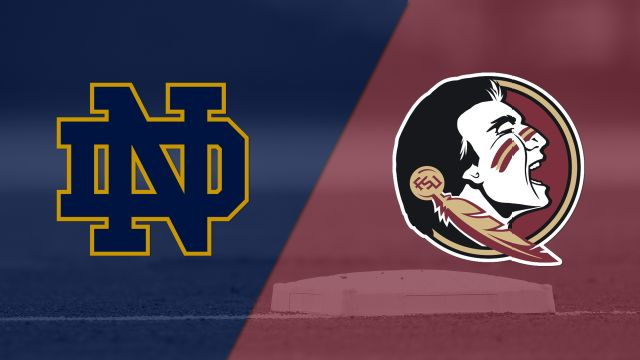 Notre Dame vs. #2 Florida State (Softball)