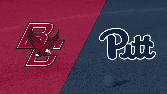 Boston College vs. Pittsburgh (Softball)