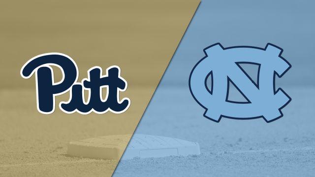 Pittsburgh vs. North Carolina (Softball)