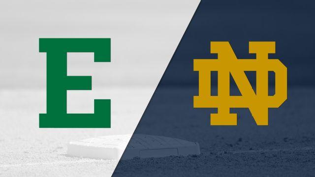 Eastern Michigan vs. Notre Dame (Softball)