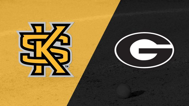 Kennesaw State vs. Georgia (Softball)