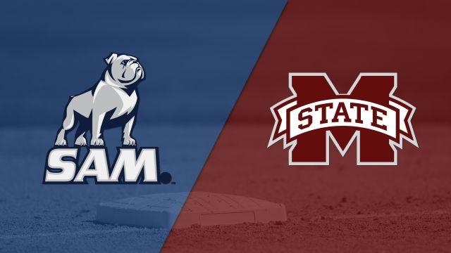 Samford vs. Mississippi State (Softball)