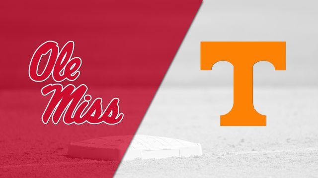 Ole Miss vs. Tennessee (Softball)