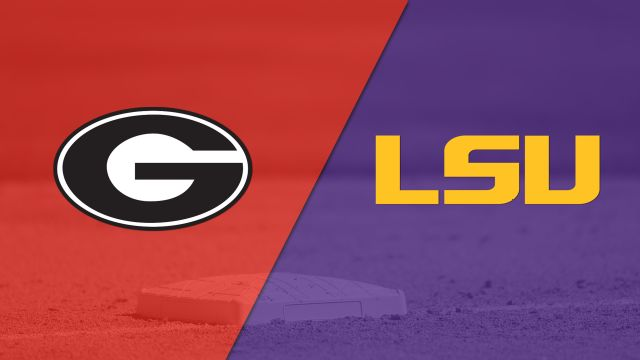 #15 Georgia vs. #11 LSU (Softball)