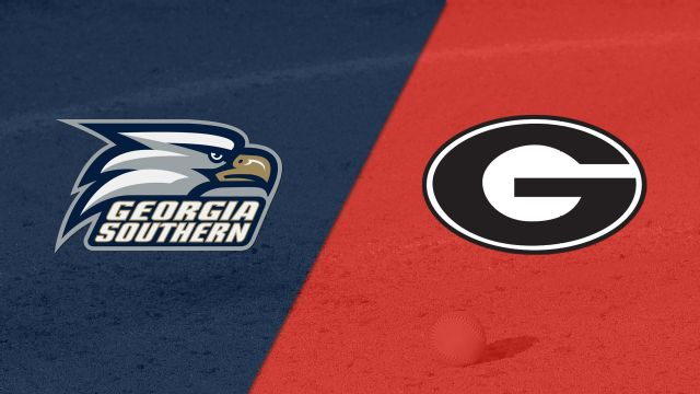 Georgia Southern vs. #16 Georgia (Softball)