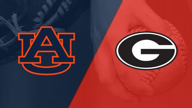 Auburn vs. Georgia (Softball)