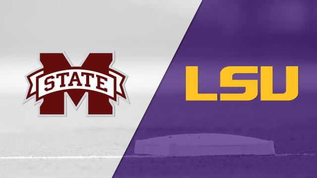 Mississippi State vs. LSU (Softball)
